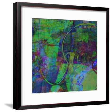 Unite II-Ricki Mountain-Framed Art Print