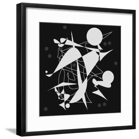 Dropping The Ball II-Ruth Palmer-Framed Art Print