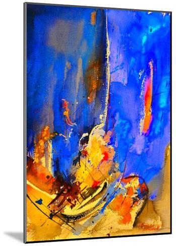 Abstract 434180-Pol Ledent-Mounted Art Print