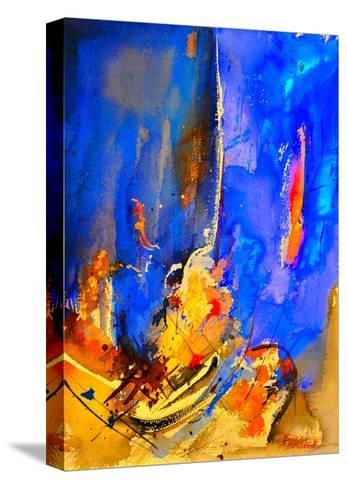 Abstract 434180-Pol Ledent-Stretched Canvas Print