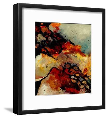 Abstract 780707-Pol Ledent-Framed Art Print