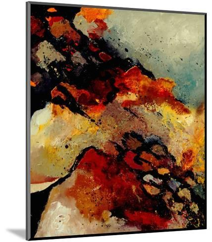 Abstract 780707-Pol Ledent-Mounted Art Print