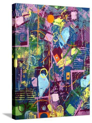 Playground-Ruth Palmer-Stretched Canvas Print