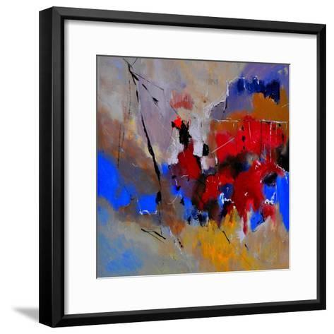 Abstract 453697-Pol Ledent-Framed Art Print