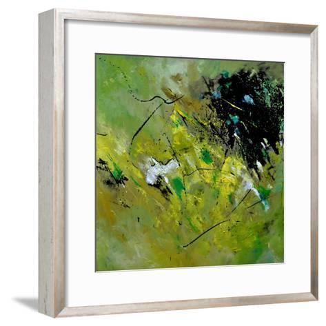 Abstract 882121-Pol Ledent-Framed Art Print