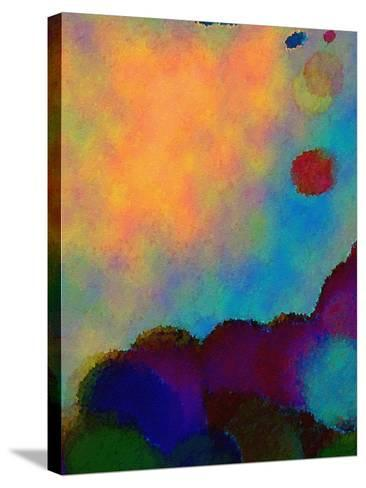 Candyland-Ruth Palmer-Stretched Canvas Print