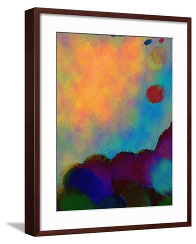 Candyland-Ruth Palmer-Framed Art Print