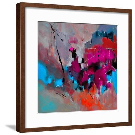 Abstract 885896-Pol Ledent-Framed Art Print