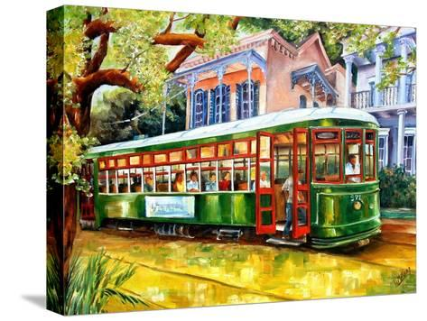 Streetcar in New Orleans-Diane Millsap-Stretched Canvas Print