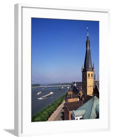 Dussefdorf-Charles Bowman-Framed Art Print