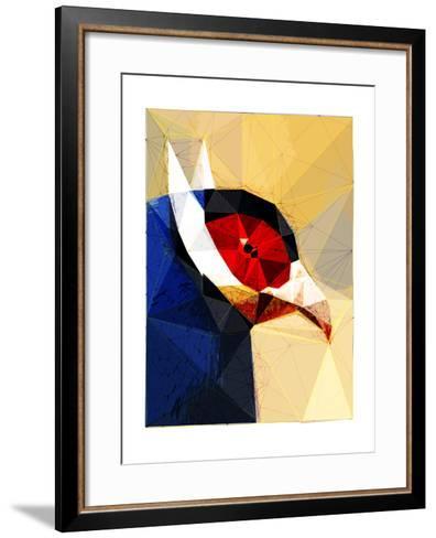 Exotic Bird-Enrico Varrasso-Framed Art Print