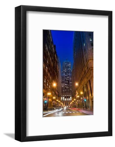 Chicago Board of Trade-Steve Gadomski-Framed Art Print