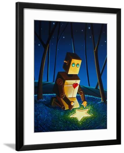Another Wish Is Found-Cindy Thornton-Framed Art Print