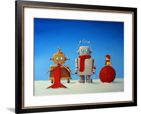 Soft Wear Engineers-Cindy Thornton-Framed Art Print