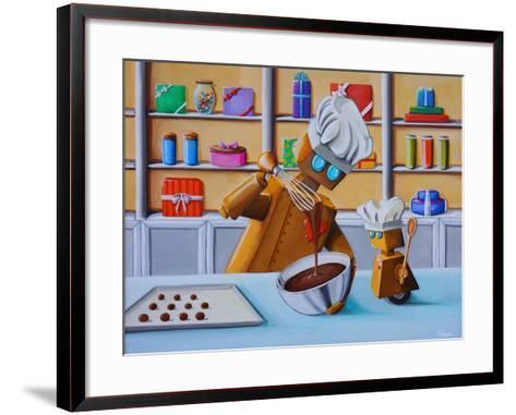 The Chocolatiers-Cindy Thornton-Framed Art Print