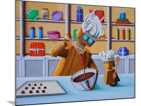 The Chocolatiers-Cindy Thornton-Mounted Art Print