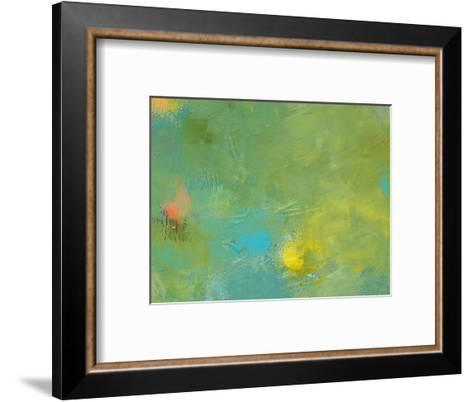 Celestial Vision-Jan Weiss-Framed Art Print