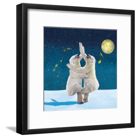Dancing Bears-Nancy Tillman-Framed Art Print
