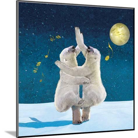 Dancing Bears-Nancy Tillman-Mounted Art Print