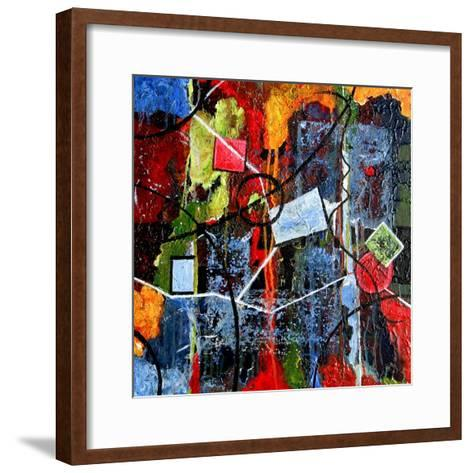 Family Ties-Ruth Palmer-Framed Art Print