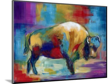 American Buffalo-Marilyn Dunlap-Mounted Photographic Print