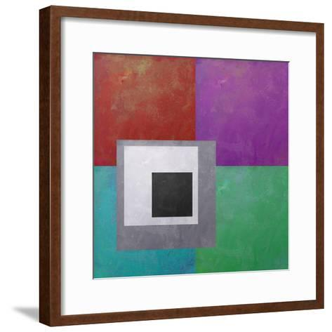 Organization II-Ruth Palmer-Framed Art Print