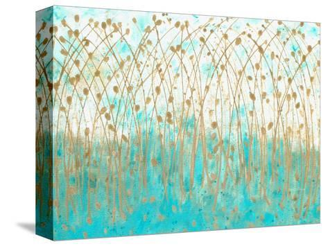 Fall Grasses-Herb Dickinson-Stretched Canvas Print