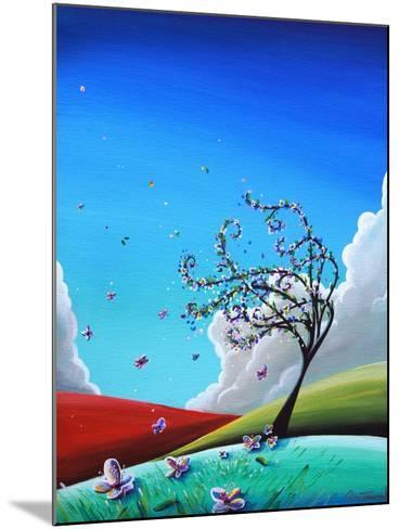 Springtime-Cindy Thornton-Mounted Art Print
