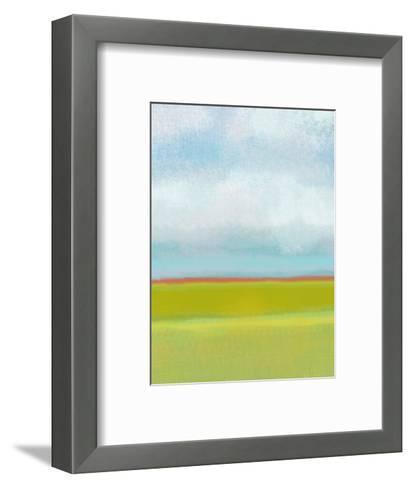 Meadow 2-Jan Weiss-Framed Art Print