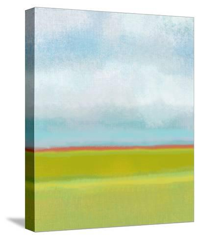 Meadow 2-Jan Weiss-Stretched Canvas Print