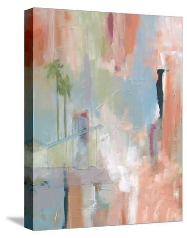 Desert Living 1-Jan Weiss-Stretched Canvas Print