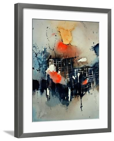 Abstract 519085-Pol Ledent-Framed Art Print