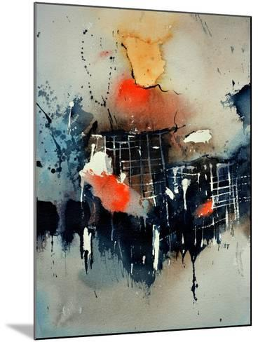 Abstract 519085-Pol Ledent-Mounted Art Print
