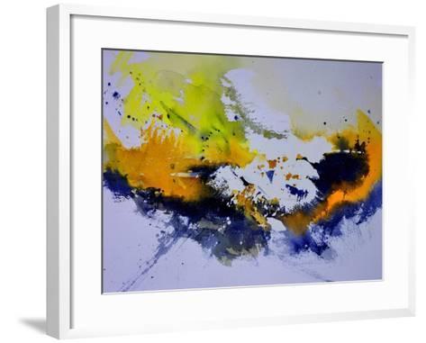 Abstract 86523-Pol Ledent-Framed Art Print