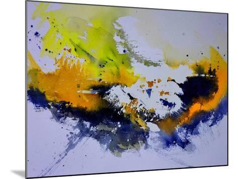 Abstract 86523-Pol Ledent-Mounted Art Print