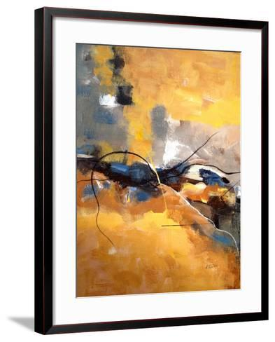Immovable Rock-Ruth Palmer-Framed Art Print