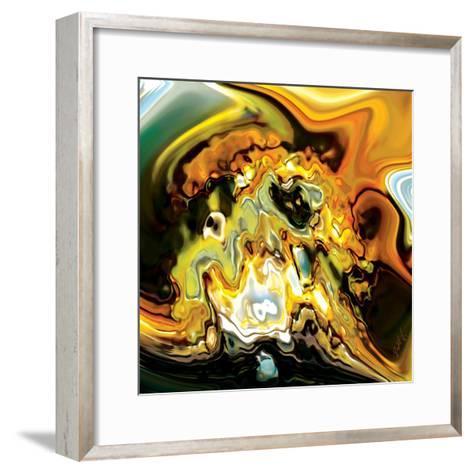 Colour Game 3-Rabi Khan-Framed Art Print
