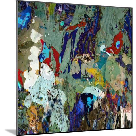 Avalanche-Ricki Mountain-Mounted Art Print