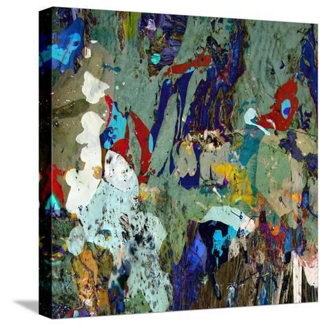 Avalanche-Ricki Mountain-Stretched Canvas Print
