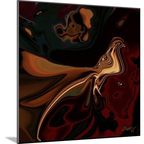 Soul Bird 7-Rabi Khan-Mounted Art Print