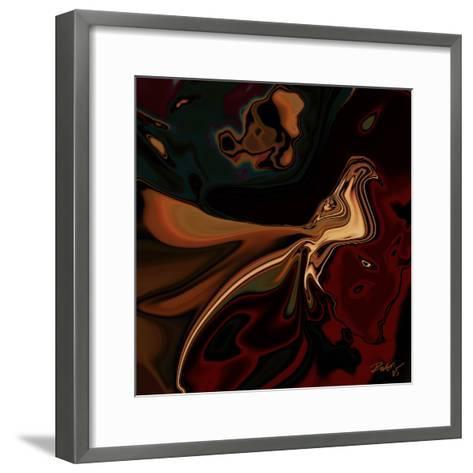 Soul Bird 7-Rabi Khan-Framed Art Print