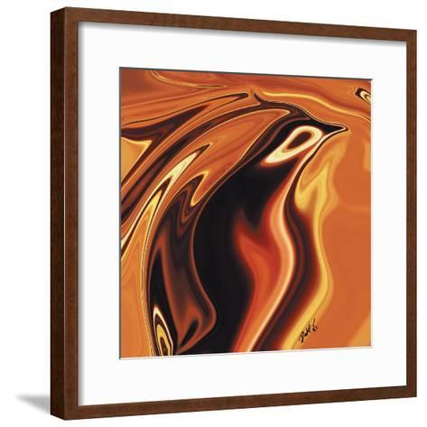 Soul Bird 4-Rabi Khan-Framed Art Print