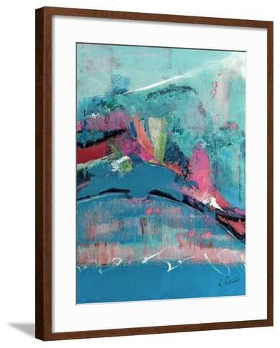 Though The Mountains May Be Shaken-Ruth Palmer-Framed Art Print