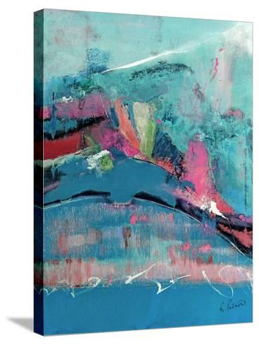 Though The Mountains May Be Shaken-Ruth Palmer-Stretched Canvas Print
