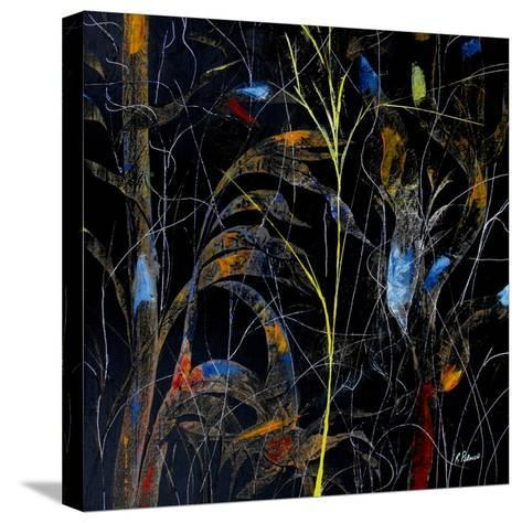 Night Life-Ruth Palmer-Stretched Canvas Print