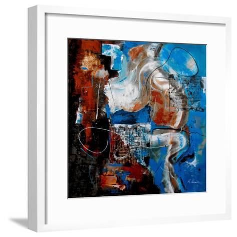 Approach The Throne-Ruth Palmer-Framed Art Print