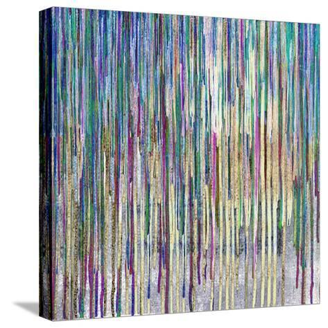 Abstract Dream Cicles I-Ricki Mountain-Stretched Canvas Print