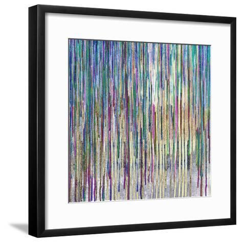 Abstract Dream Cicles I-Ricki Mountain-Framed Art Print