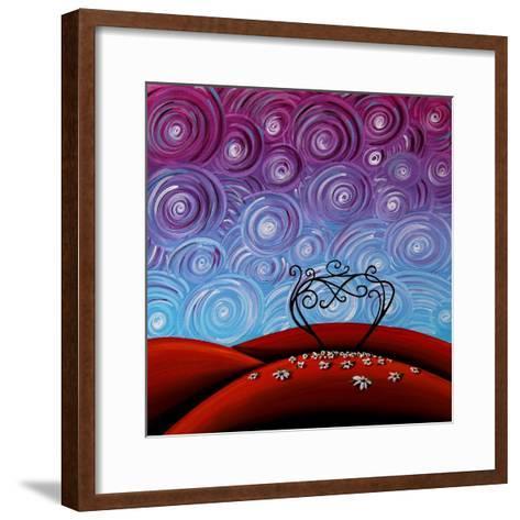 Because Your Mine-Cindy Thornton-Framed Art Print