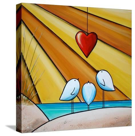 With Love III-Cindy Thornton-Stretched Canvas Print